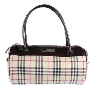 BURBERRY  small barrel handbag